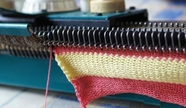 курсы вязание на машинке в киеве Handmadelab